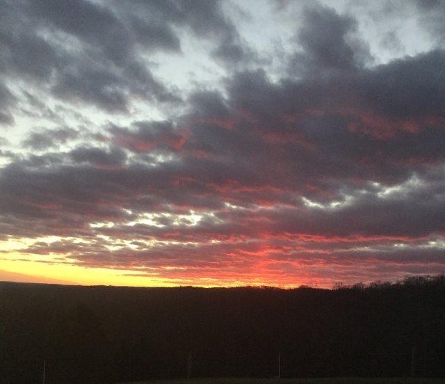 sunset small